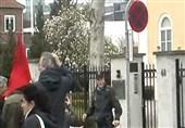 6 عامل تعرض به سفارت ایران در دانمارک بازداشت شدند