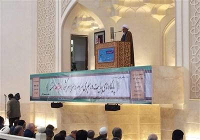 حجت اسلام برقرار امام جمعه موقت گرگان