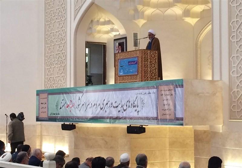 خطیب جمعه گرگان: دوری از قرآن عامل مشکلات دنیای اسلام؛ تلاش کنیم رفتارمان برگرفته از قرآن باشد