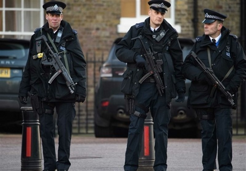 Police Use Force Disproportionately against Black People in England, Wales: Report
