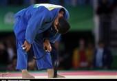 شکست ملایی مقابل جودوکار گرجستانی/ تلاش نماینده ایران برای کسب نشان برنز
