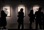 نمایشگاه طراحی های بهرام کلهرنیا