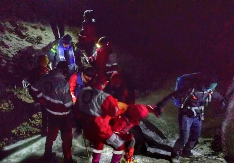 پایان جستجو برای یافتن پیکر کوهنورد شهرقدسی در یخچالهای قله «کارل مارکس»