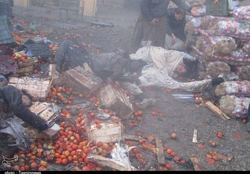 عشرات الضحایا والمصابین بانفجار فی باراشینار فی باکستان + صور