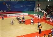 بسکتبال با ویلچر جوانان