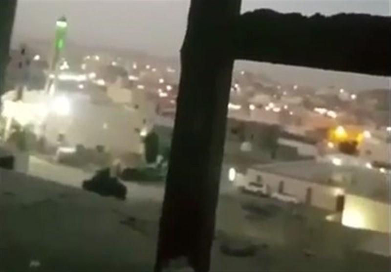 اشتباک مع مسلحین فی جدة+ فیدیو