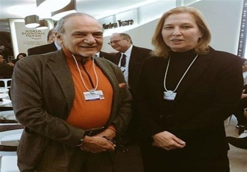 دیدار لیونی با ترکی فیصل