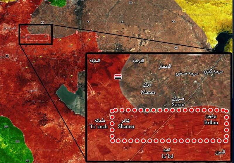 Suriye Ordusu, El-Bab'a Yaklaşıyor