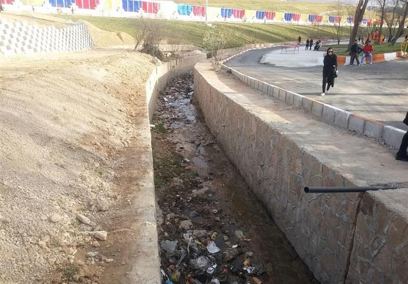 نخستین پارک بانوان یاسوج، تکمیل نشده افتتاح شد