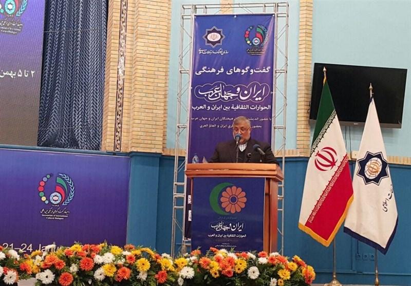 مسؤول ایرانی: فوضى المنطقة تحتم الحوار الثقافی بین البلدان