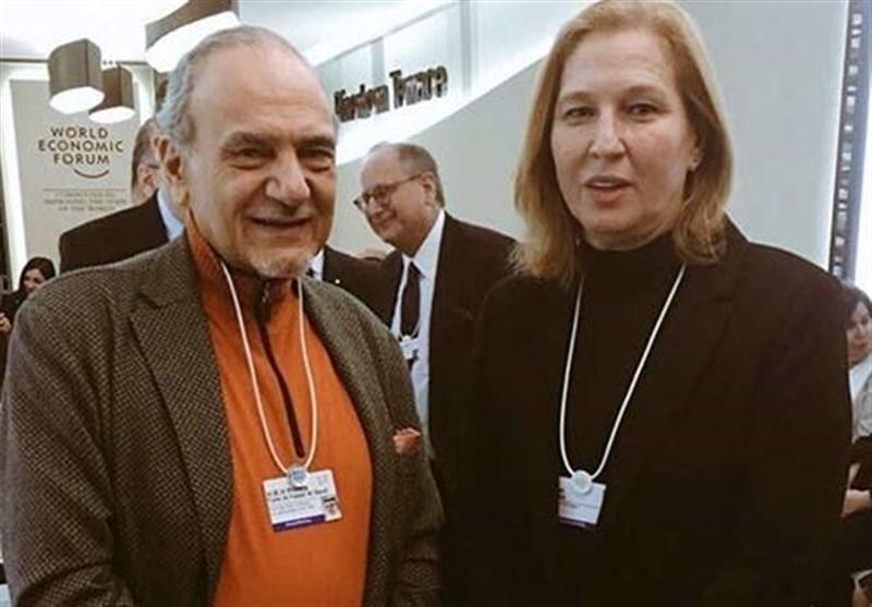 لیفنی مع ترکی الفیصل