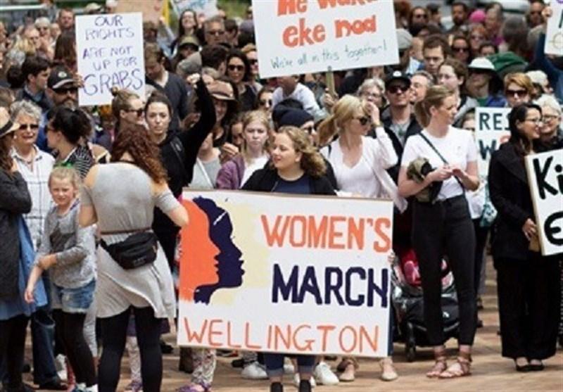 مظاهرات مناهضة لترامب فی أنحاء العالم