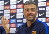 انریکه: در دنیا فقط بارسلوناست که از غیبت مهرههایش ناراحت نمیشود