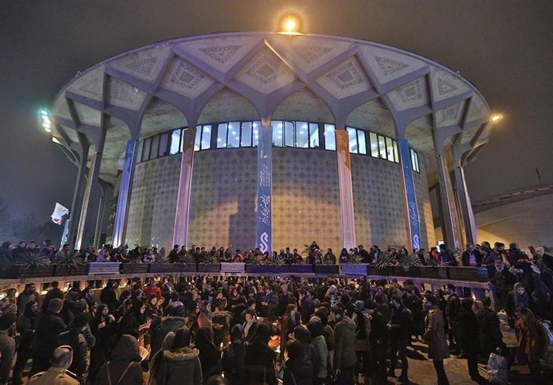 تالارهای نمایشی تئاتر شهر یکشنبه 23 مهر اجرایی ندارند