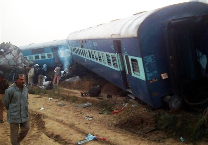 بھارت ٹرین حادثہ