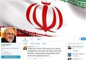 توییت تازه ظریف درباره شرط بندیهای غلط عربستان سعودی