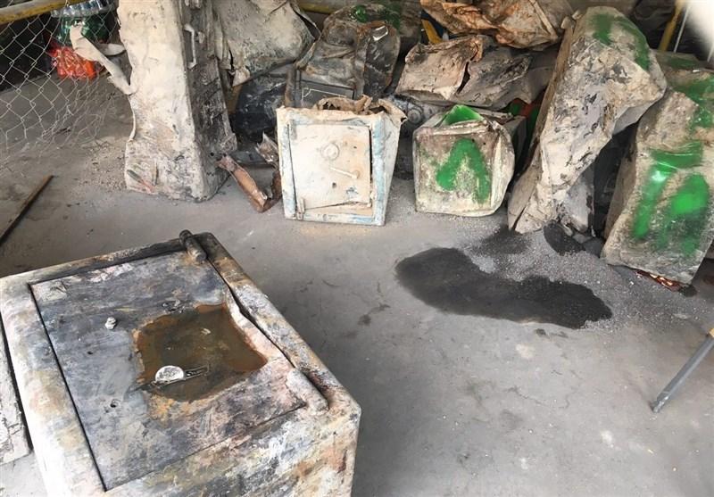 بازگشایی 9 گاوصندوق بازمانده از حادثه ساختمان پلاسکو