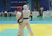 مسابقات کاراته و جودو ارتش با قهرمانی نیروی زمینی پایان یافت