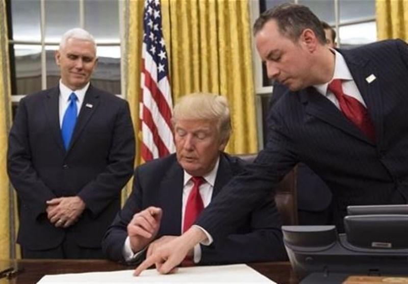 ترامب یوقع مرسوما بالخروج من اتفاقیة الشراکة عبر المحیط الهادئ