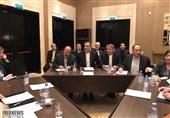 جابری أنصاری یلتقی وزیر الخارجیة الکازاخی فی آستانة