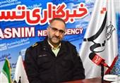 2520 ساعت دوره آموزشی ویژه کادر نیروی انتظامی یزد انجام شد