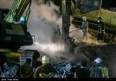 Plasco İş Merkezi Enkazında 4 Cenaze Bulundu