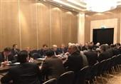 اجتماع ثلاثی ایرانی روسی ترکی فی الیوم الثانی من لقاء آستانة