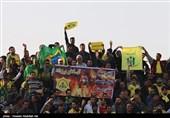 نفت آبادان به یک بازی بدون تماشاگر محکوم شد/ حسینی و پورموسوی تذکر گرفتند