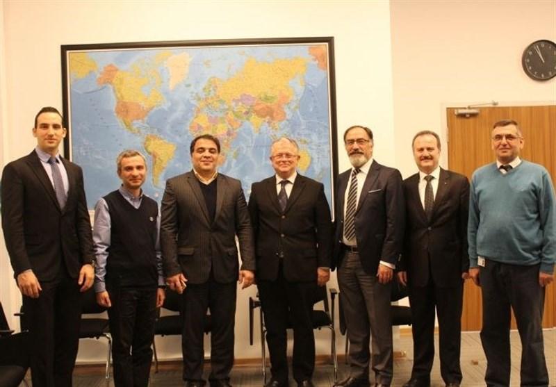 هیئت تجاری ایران در ترکیه