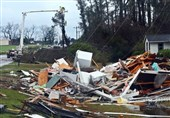 Tornadoes Kill at Least Five as Massive Storm Sweeps US South