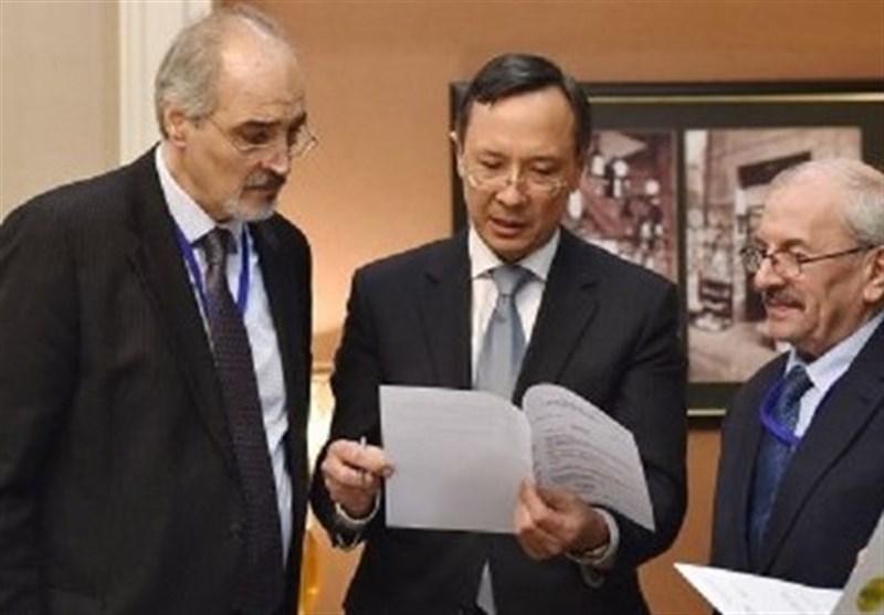 بدء أعمال اجتماع آستانة حول الأزمة فی سوریة