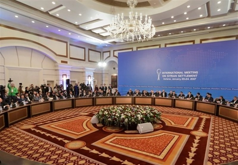 Iranian, Russian, Turkish FMs to Discuss Syria in Astana Next Month