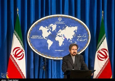Spokesman Raps US Push to Hamper Investment in Iran