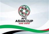 گزارش AFC از همگروهیهای احتمالی ایران در جام ملتهای آسیا ۲۰۱۹
