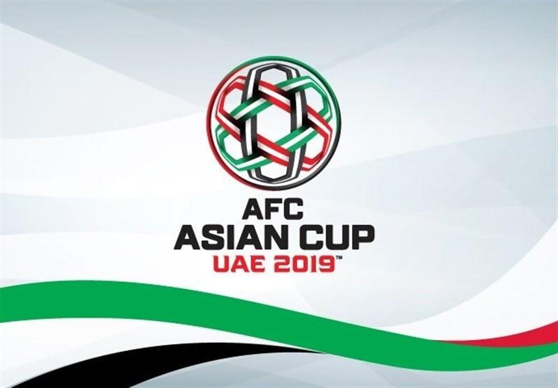 گزارش AFC از همگروهیهای احتمالی ایران در جام ملتهای آسیا 2019