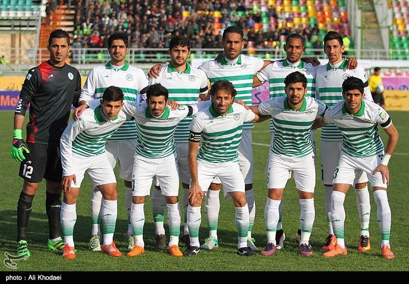 دیدار تیم های فوتبال ذوب آهن و فولاد خوزستان