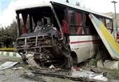 گیلان| تصادف مینیبوس و خاور در صومعهسرا 14 مصدوم به جای گذاشت