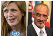 فیلم/کنایه «40 دلاری» نماینده سوریه در سازمان ملل به همتای وقت آمریکایی