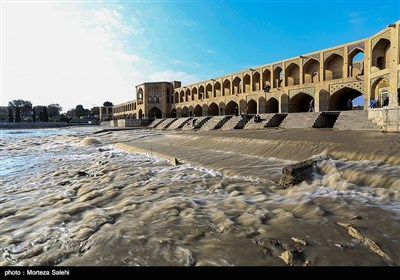 Water Flows Again in Zayandeh-Rud