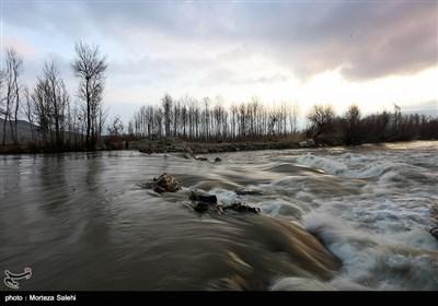آب در دو قدمی اصفهان/ چشم اهالی فلاورجان روشن شد