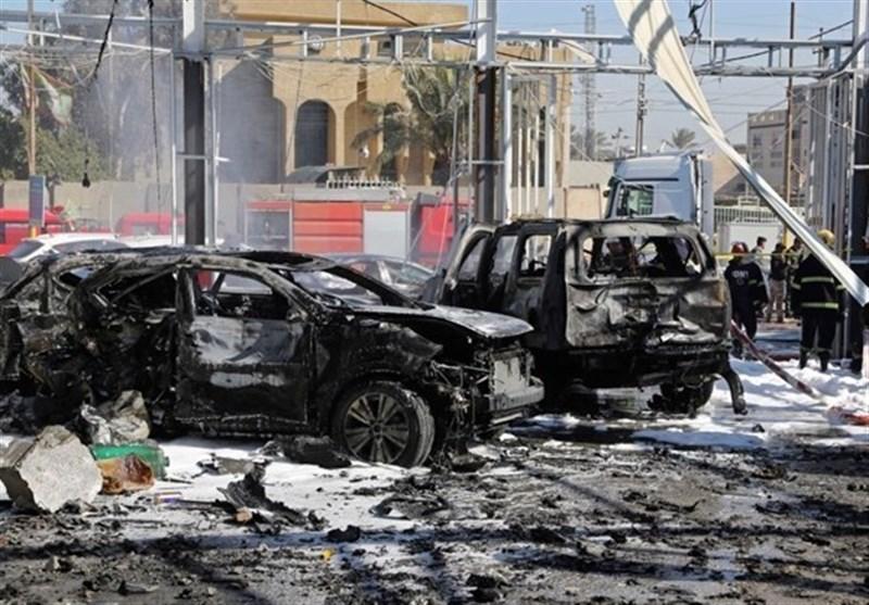 بغداد انفجار