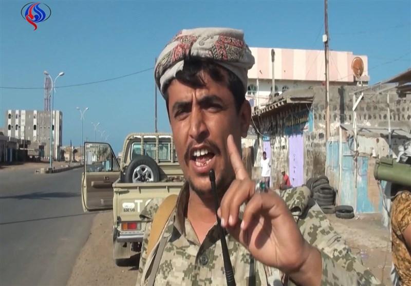 العالم چینل نے یمن کے شہر المخا میں سعودی پروپیگنڈے کو بے نقاب کردیا/ تصویری رپورٹ