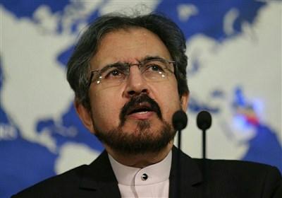 سخنگوی وزارت خارجه: تا زمانیکه تروریسم باشد و دولت دمشق بخواهد، ایران در سوریه حضور خواهد داشت