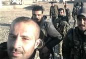 """الجیش السوری یحبط هجوما لداعش ویتقدم باتجاه نبع """"عین الفیجة"""" +خریطة"""