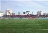 بازدید مسئولان استان گیلان از ورزشگاه عضدی/ کاهش 4 هزار نفری ظرفیت ورزشگاه