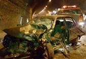 واژگونی خودرو در سبزوار یک کشته و هفت مصدوم برجای گذاشت