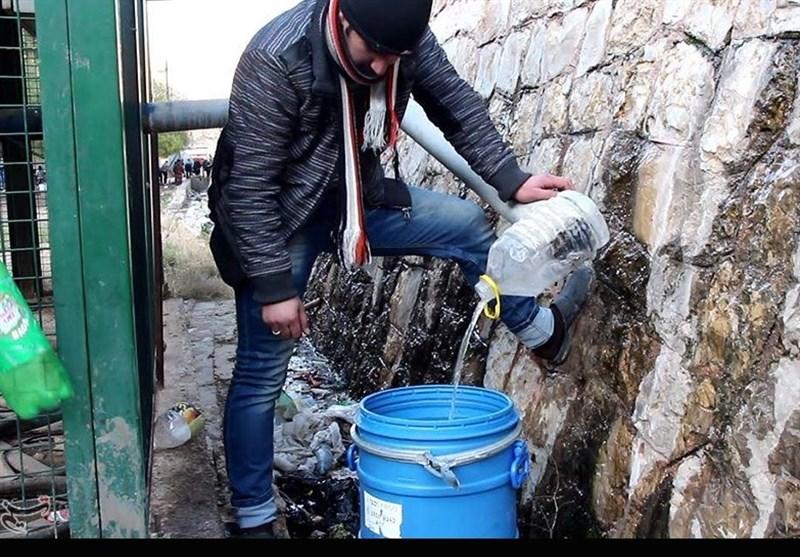 Nablus'ta Su Krizi