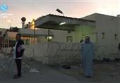 السلطات البحرینیة تُغلق مسجد الدراز غرب المنامة بالاسلاک الشائکة + صور