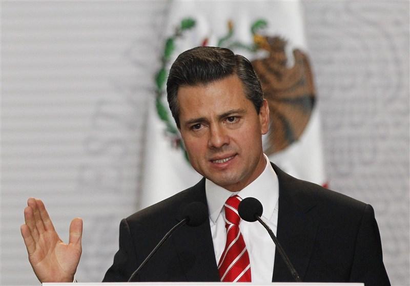 انریکه پینا نیهتو رئیسجمهوری مکزیک
