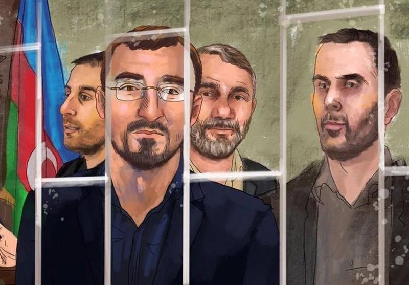Azerbaycanlı Aktivist'e Ömür Boyu Hapis Cezası